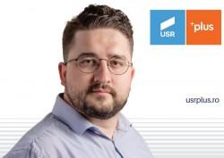 Dorian Curcanu și soluția financiară miraculoasă de consilier local USR: cum să trăiești cu 182 de lei pe lună