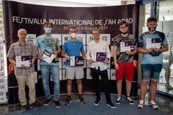 Un timișorean a câștigat Arad Open 2021 la șah