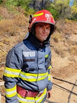Grecii îi privesc pe pompierii români ca pe niște extratereștri. Ei vor fi cazați gratuit vara viitoare în locații turistice din insula Thassos