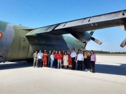 Asistentul medical Attila Detari zboară spre Tunisia pentru sprijinirea cadrelor medicale autohtone în combaterea SARS-CoV-2
