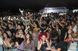 """Noapte magnifică în prima zi a festivalului """"Arad Open Air"""". Se anunță încă două zile incendiare"""