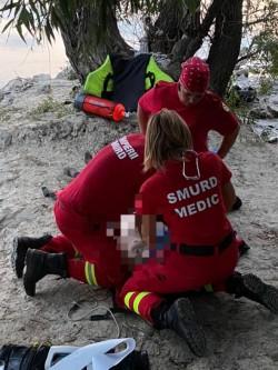 Un adolescent de 16 ani a murit înecat în Mureș în zona Polivalentă