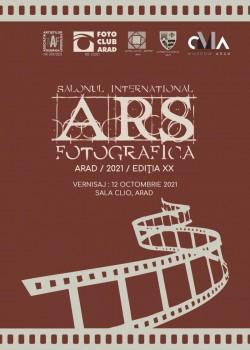 """Foto Club Arad organizează o nouă ediție a Salonului Internațional """"Ars Fotografica Arad"""""""