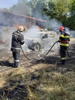 Aproape 500 misiuni de intervenție ale pompierilor militari arădeni în prima jumătate a lunii august, dintre care 55 la incendii