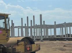 Primele semne ale noii Zone Industriale Sud din Aradul Nou prind contur