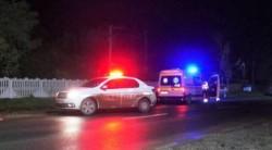Șoferul care a accidentat mortal un bărbat azi noapte la Bocsig a fost prins de polițiști