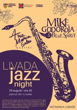 Seară de jazz la Livada