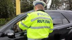 Amenzi de 50.000 de lei acordate de polițiștii rutieri în ultimele 24 de ore șoferilor indisciplinați