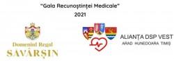 """""""Gala Recunoștinței Medicale"""" la Domeniul Regal Săvârșin"""