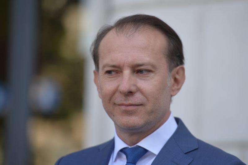 Florin Cîțu își prezintă sâmbătă la Arad moțiunea pentru conducerea PNL