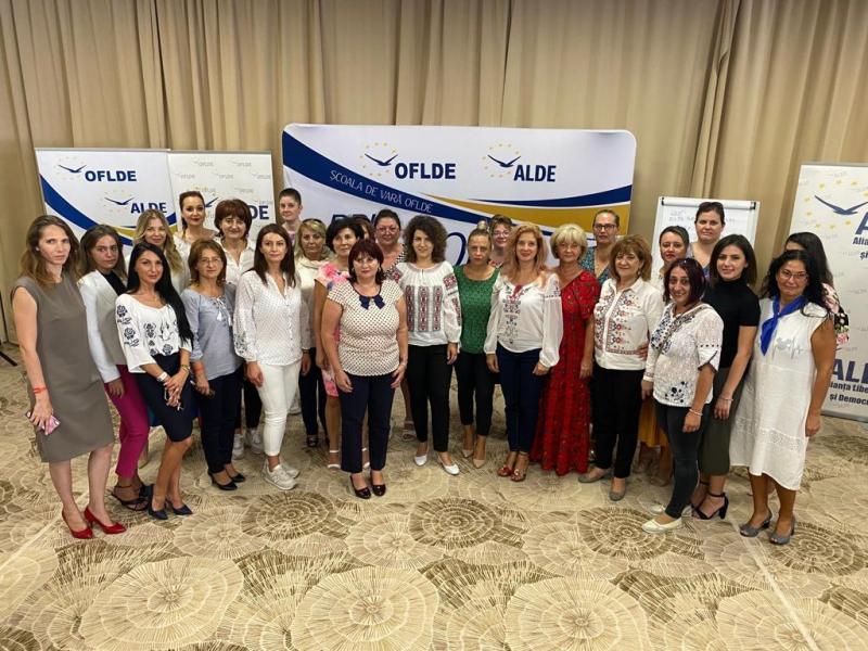 ALDE merge mai departe, iar OFLDE e locul în care femeile se pot afirma și sunt apreciate pentru valoarea lor