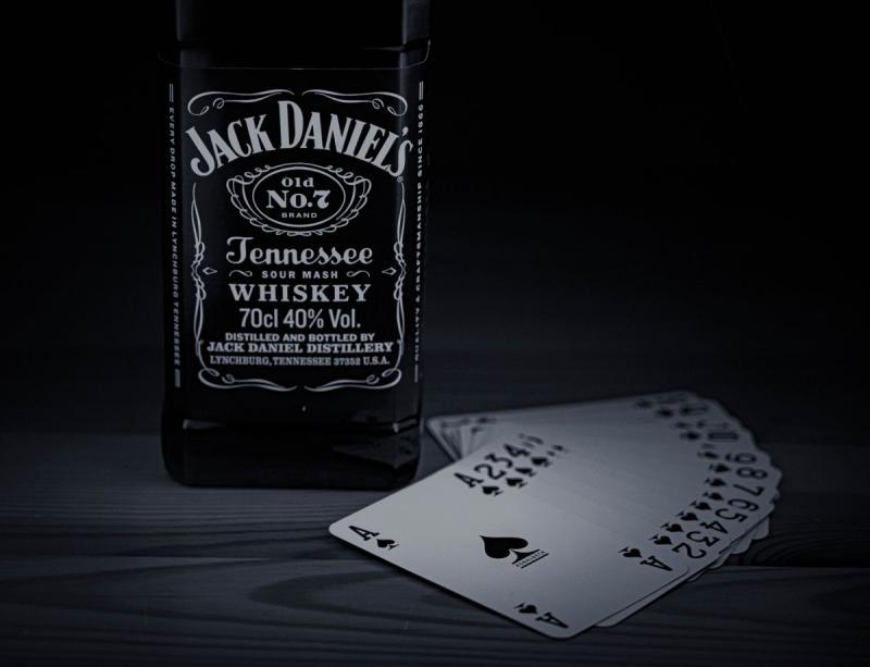 "Jack Daniels, un adevărat ""gentleman"" printre domni adevărați!"