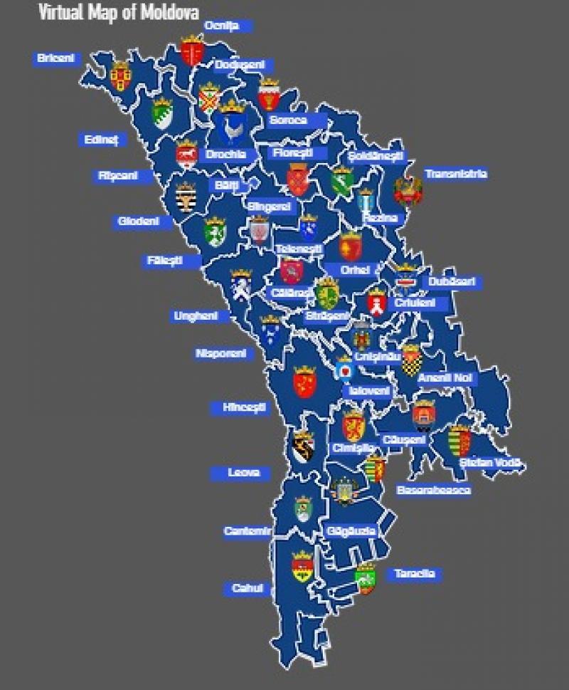 Premieră pentru Republica Moldova: harta virtuală a vinăriilor