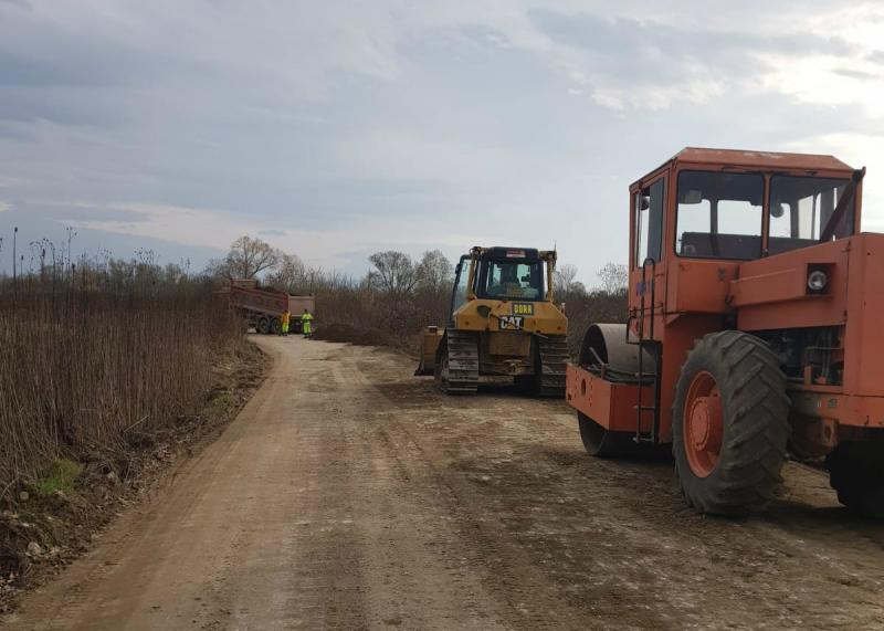 """Consiliul Județean solicită finanțare pentru trei drumuri, prin programul național """"Anghel Saligny"""""""