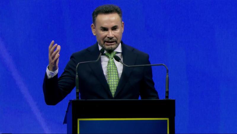 Reacția lui Gheorghe Falcă după alegerea în funcția de vicepreşedinte al Partidului Naţional Liberal