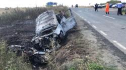 Accident grav cu victimă între Zăbrani și Chesinț