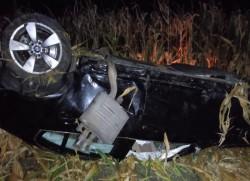 Accident mortal duminică seara, pe drumul dintre Grăniceri și Sânmartin