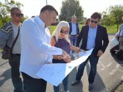 Peste două luni sensul giratoriu de la intrarea în Vladimirescu va fi funcțional. Investiții pentru fluidizarea traficului între Arad și Vladimirescu