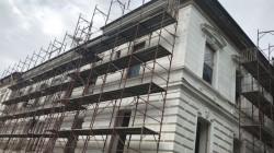 """Iustin Cionca: ,,Începem restaurarea fațadei noului spital de Oncologie, care va funcționa într-o clădire de patrimoniu"""""""