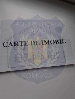 Aproape 3.000 de persoane locuiesc în municipiul Arad fără actualizarea în actul de identitate a domiciliului de reședință
