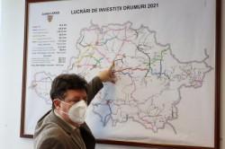 Documentație în regim de urgență pentru drumul județean DJ 709A Mâsca – Măderat – Arăneag