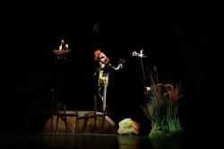 O poveste despre prietenie –duminică,  pe scena Trupei Marionete