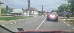 Accident cu victime la Seleuș. Un autoturism s-a ciocnit cu o autoutilitară