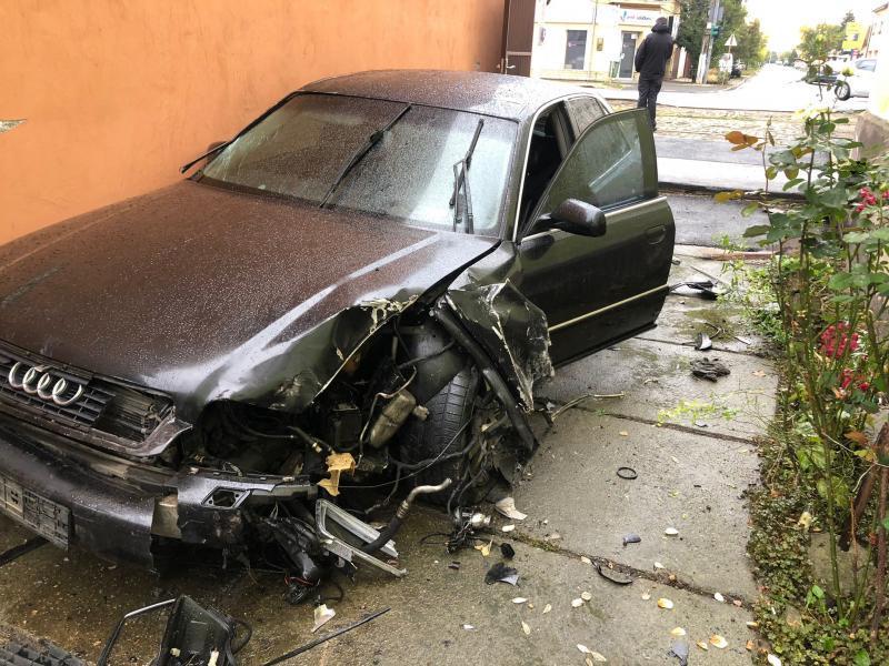 A fost identificat proprietarul autoturismului din curtea bătrânicii din Grădiște. El a fugit pentru că nu era vaccinat