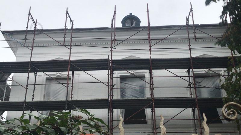 Noul Spital de Oncologie din Arad, pași mari spre finalizare