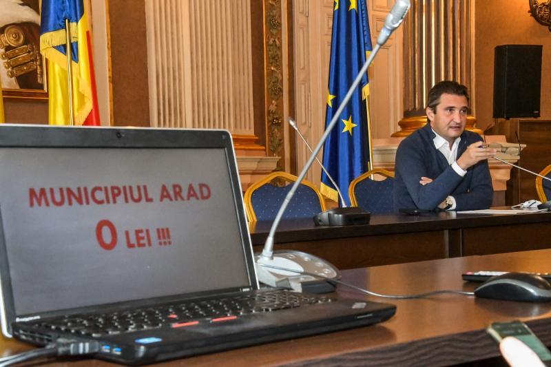 0 lei este sprijinul guvernamental pentru încălzirea la iarnă pentru Arad