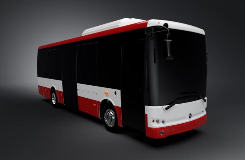 Alb-roșu vor fi culorile autobuzelor electrice și tramvaielor care vor circula în municipiu
