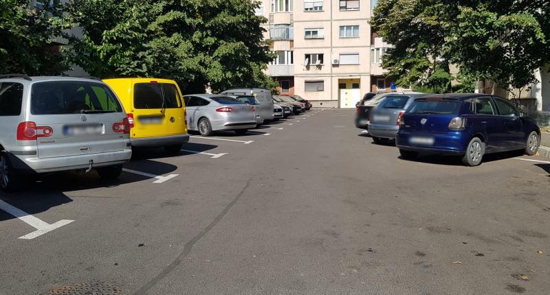Programul licitațiilor pentru parcările rezidențiale din zona centrală a municipiului