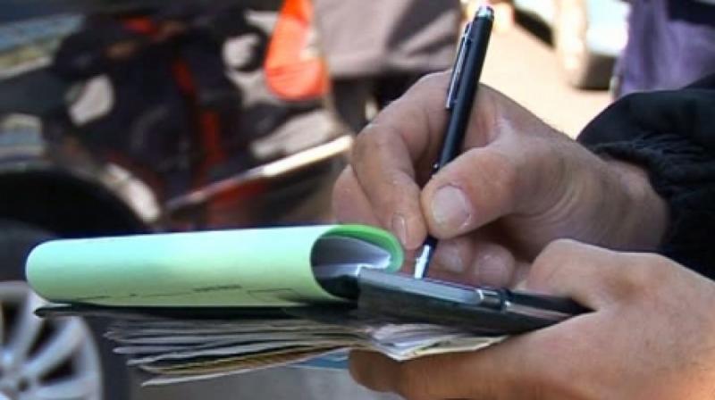 Pistă de automobilism la Șimand. Tineri depistați de polițiști cu aproape 200 km/oră