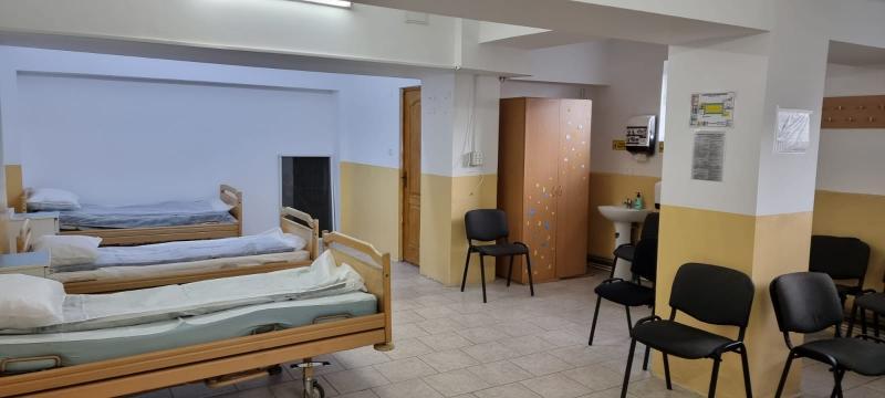 Din 25 octombrie investigațiile medicale în regim de spitalizare de zi pentru pacienții diagnosticați cu infecție SARS CoV-2 se vor efectua în cabinetele din ambulatoriul Secției Clinice Hematologie