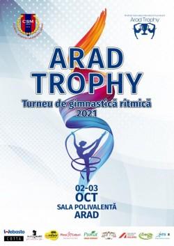 Arad Trophy la gimnastică rittmică în week-end la Arad. 200 de sportive din toată țara la start