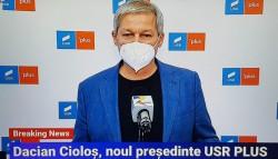Dacian Cioloș l-a bătut la mustață pe Dan Barna. Noul președinte al USR PLUS este Dacian Cioloș