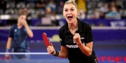 """România e finalistă la Europeanul de tenis de masă! Arădeanca Dodean şi """"tricolorele"""", la un pas de o triplă istorică"""