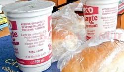 Lipova primește 50.000 de lei de la Consiliul Județean pentru laptele și cornul elevilor