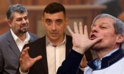 Struțo-cămila PSD-AUR-USR a dat jos Guvernul Cîțu. Iohannis îi trage de urechi pe politicieni