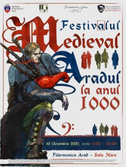 """Festivalul medieval """"Aradul la anul 1000"""", ediția a IV-a"""