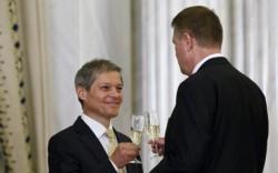 Surpriză de proporții la Palatul Cotroceni. Președintele Iohannis l-a desemnat pe Dacian Cioloș premier-candidat