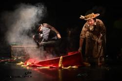 """""""Capra cu trei iezi"""" – duminică, 24 octombrie, pe scena Trupei Marionete"""