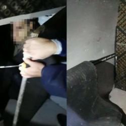 Un maghiar la volanul unei dubițe cu număr de Bulgaria a încercat să treacă ilegal frontiera pe la Turnu doi turci și un sirian