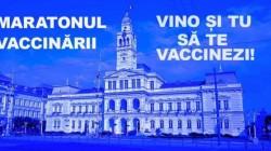 Maratonul vaccinării la Primăria Arad în weekendul 29 - 31 octombrie 2021