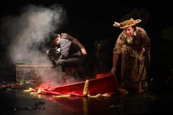 """""""Capra cu trei iezi"""" – duminică, 31 octombrie, pe scena Trupei Marionete"""