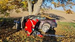 Accident mortal la ieșirea din Pecica. Victima este un arădean de 41 de ani